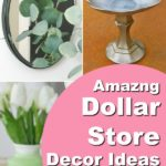 Dollar Store Decor Ideas - DIY Crafts for Home